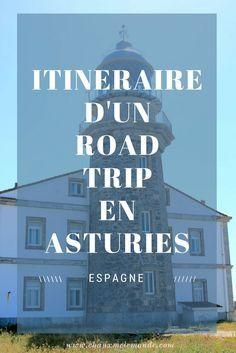10 jours itinéraire en Asturies | Un voyage au nord de l'Espagne | Conseil pour voyager en Asturies | Road trip en Espagne | Itinéraire et vacances en Asturies