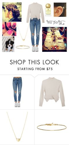 """""""💕 Family reunion at mom's house! 💕"""" by milena-serranista ❤ liked on Polyvore featuring Levi's, Maryam Nassir Zadeh, Justin Bieber, Isabel Marant and Mary Greenwell"""