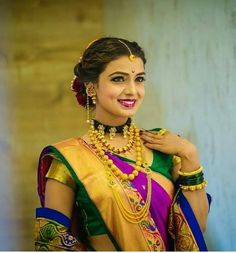98 Best Marathi girl images in 2019 | Marathi wedding, Hindu