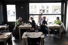 Cafe Rene (Gebroeders Vandeveldestraat 2-4) - Gent - Discover Ghent with Citypath, the ultimate digital platform for tourists & locals! gent.citypath.eu/