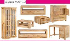 meble z litego drewna- jasne egzotyczne drewno mango, zapraszamy do odwiedzenia strony www.decorindia.pl - kolekcja Mango