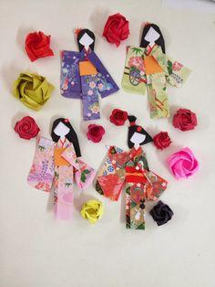 O QUE É MEU É NOSSO: Ningyogami - Boneca Japonesa - Japanese Paper Doll - 2