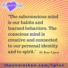 Dr. Bruce Lipton, author of The Biology of Belief and leader in the field of epigenetics was my guest on the Soul Summit and we talked about how powerful our thoughts are to our health and well-being.