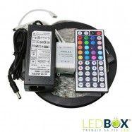 KIT BANDA RGB 12V IP65 TLC 44 TASTE Lead Boxes, Led Store, Kit, Phone, Bands, Telephone, Mobile Phones