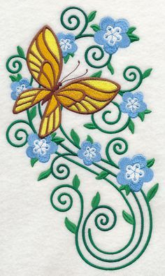 Machine Embroidery Designs at Embroidery Library! - Color Change - J7035 - 4 sizes