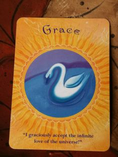 Oracle Cards | Soul Coaching Oracle Card by Denise Linn – Grace