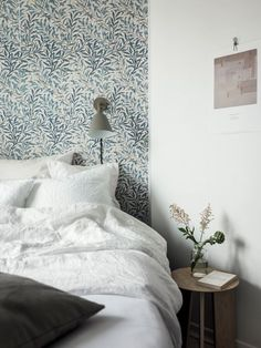 Hervorragend Awesome Wohntrends Wohnideen Schlafzimmer Weiß Schwarz Florale  Muster Check More At Https://