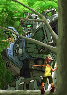 a collection of gundam artwork from around the web Gundam Head, Gundam Wing, Gundam Art, Sci Fi Anime, Mecha Anime, Big Robots, Gundam Wallpapers, Gundam Mobile Suit, Custom Gundam