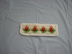 Donna's Crochet Designs Blog of Free Patterns: Flower Patches Free Crochet Pattern