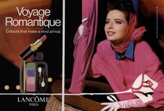 ISABELLA ROSSELLINI FOR LANCÔME