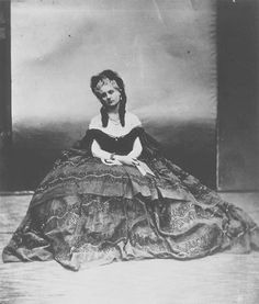 The French court photographer Pierre-Louis Pierson took more than 400 portraits of the Countess Castiglione, considered the most beautiful woman of her time,during a 40-year collaboration. Description from pinterest.com. I searched for this on bing.com/images