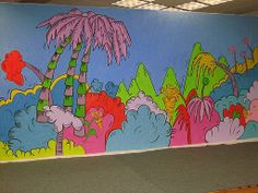 seussical sets ideas | Seussical the Musical