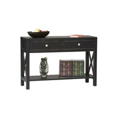 Shop AllModern for Console Tables for the best selection in modern design.  Free shipping on all orders over $49.
