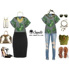 How would you wear this top? by sapellestyle