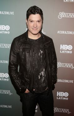 "Frankie Negron attends HBO Latino NYC Premiere of ""Santana: De Corazon"". (Photo by Jerritt Clark/Getty Images for HBO Latino)"