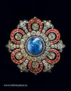 joyas imperiales de Rusia