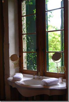 bathrooms , cloakrooms