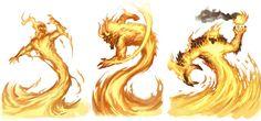 elementals | fire elementals fire elemental elder fire elemental greater fire ...
