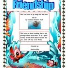 FREE This lesson is about breaking the ice and getting to know each other. It is a great activity for the first week of school and goes great with any o...