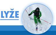 Lyže, nové lyže a bazar lyží