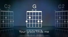 Matt Redman - Your Grace Finds Me (Official Lyric Chord Video) - Music Videos
