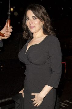 Just lawson upskirt nigella there's nothing done