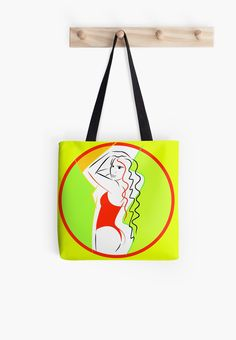 Vector Girl • Also buy this artwork on bags, apparel, stickers, and more.