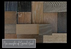 Cerused Wood Cabinets and Floors Wood Floor Kitchen, Oak Kitchen Cabinets, Kitchen Floors, Cupboards, Grey Cabinets, Kitchen Fixtures, White Washed Oak, Whitewash Wood, Wood Stain