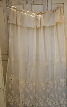 French curtain,light airy& soft