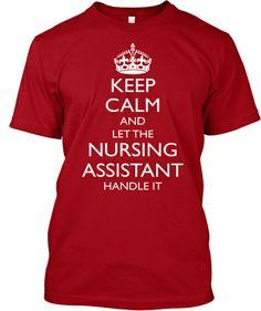 Limited Edition - Nursing Assistants!   Teespring