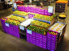 Mango display Whole Foods Colleyville Texas