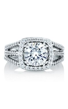 Shop A. Jaffe MES256-60A Engagement rings   Bailey Banks & Biddle