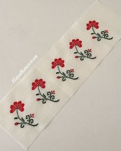 Crewel Embroidery, Ribbon Embroidery, Cross Stitch Alphabet Patterns, Baby Knitting Patterns, Linen Bedding, Floral Tie, Diy And Crafts, Cross Stitch Rose, Cross Stitch Embroidery