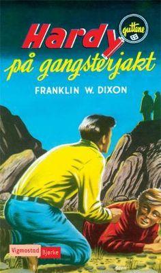 """""""Hardy-guttene på gangsterjakt"""" av Franklin W. Comic Books, Comics, Reading, Cover, Reading Books, Cartoons, Cartoons, Comic, Comic Book"""