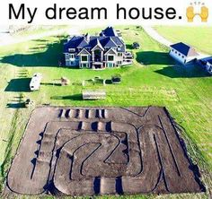 Me dream house