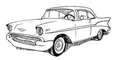 Bildergebnis für chevy drawings