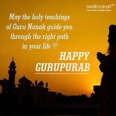 #MedisysKart wishes a Happy Gurpurab to everyone!!