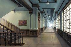 魔法学園 廊下 - Google 検索