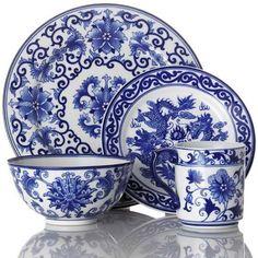 Chinese Dynasty Wedgewood.
