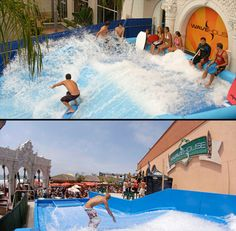 Since 1991, Wave Loch has been on a mission to 'wave the planet' with a broad range of wave-making surfing pools