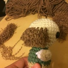 Amigurumi Hair Curly : 1000+ images about The Toy Box on Pinterest Plush ...
