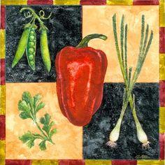 Farmers Red Pepper (Geoff Allen)