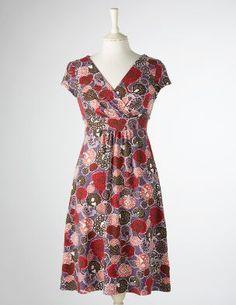 Pretty.  Boden Everyday Jersey Dress $98 (Fatigue Alium)