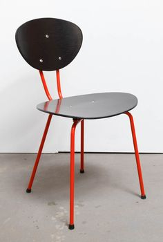 Set of 12 Side Chairs - Alexis Vanhove | Brussels