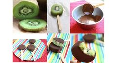 Ricetta kiwi al cioccolato