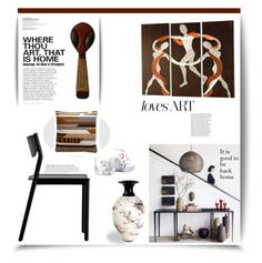 """""""That is Home'"""" by dianefantasy ❤ liked on Polyvore featuring interior, interiors, interior design, home, home decor, interior decorating, NOVICA, Resident, NOVA and Infusion Organique"""