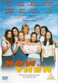Directed by Lesli Linka Glatter.  With Christina Ricci, Demi Moore, Rosie O'Donnell, Thora Birch. Four 12-year-old girls grow up together during an eventful small-town summer in 1970.