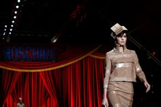 Moschino Fall 2017 Ready-to-Wear Fashion Show Atmosphere