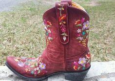 FOR SALE! Old Gringo Women's Boots Sz 9 #OldGringo #CowboyWestern #boots