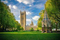 Zen, Buckingham Palace London, Tower Garden, Urban Park, Ulsan, Things To Do In London, World Cities, Westminster Abbey, Modern City